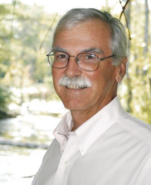 Dr. John Fitzpatrick, director Cornell Lab of Ornithology